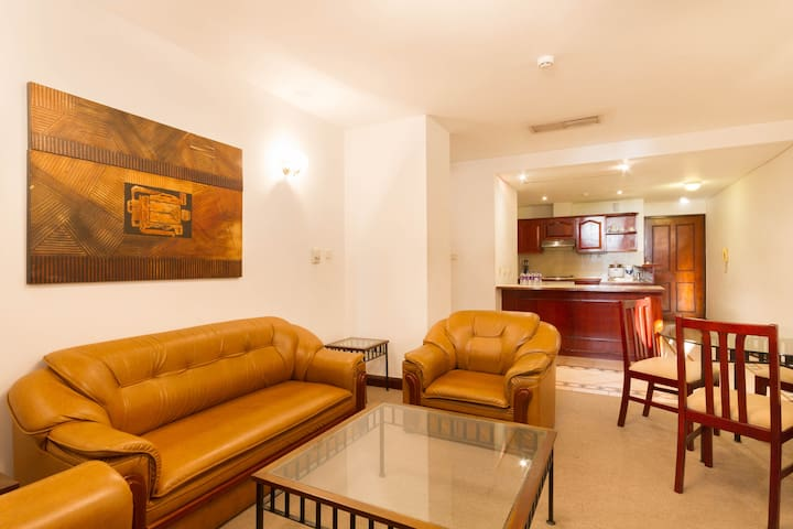 Apartment next to Cinnamon Grand Hotel. Apt 2/1A - Colombo - Appartement