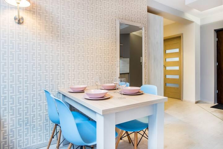 HSD Residence apartament Stare Podgórze