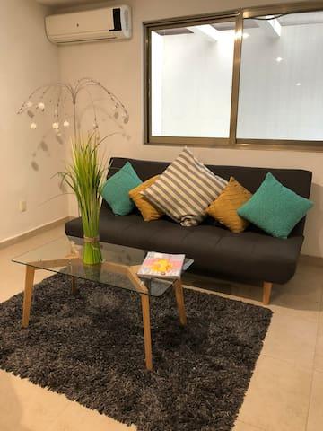 Casa minimalista recién remodelada 1