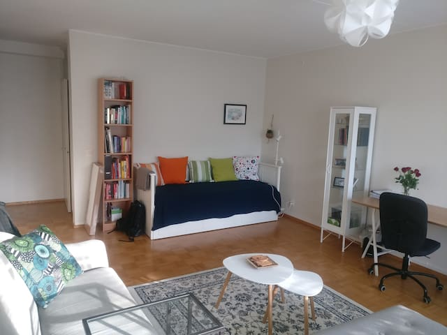 Be our guest in Helsinki (shared apartment)!