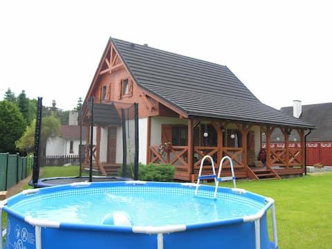 Dom wakacyjny Santoczno - Dom nr 7
