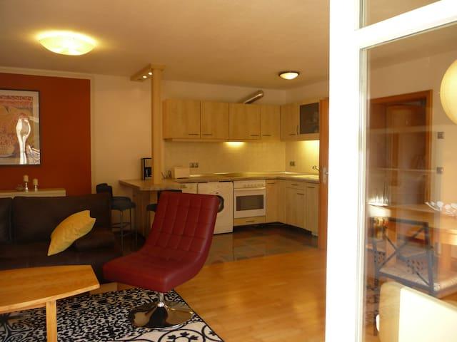 Einliegerwohnung im Grünen - Chemnitz - Apartament