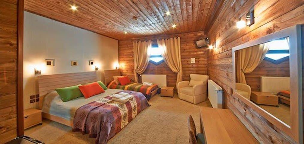Gümüşpark RESORT otel Akdağ Samsun - Ladik - Bed & Breakfast