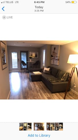 Fort Langley suite