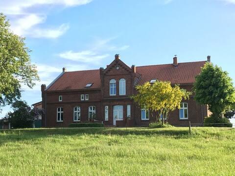 Urlaub auf dem Bauernhof - FeWo, Ostsee, Pferde
