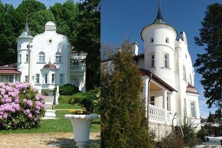Pobyt na Zámečku Milada - Česká Kubice - 别墅