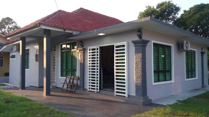 Villa Aliaa Homestay in the Kota Bharu City