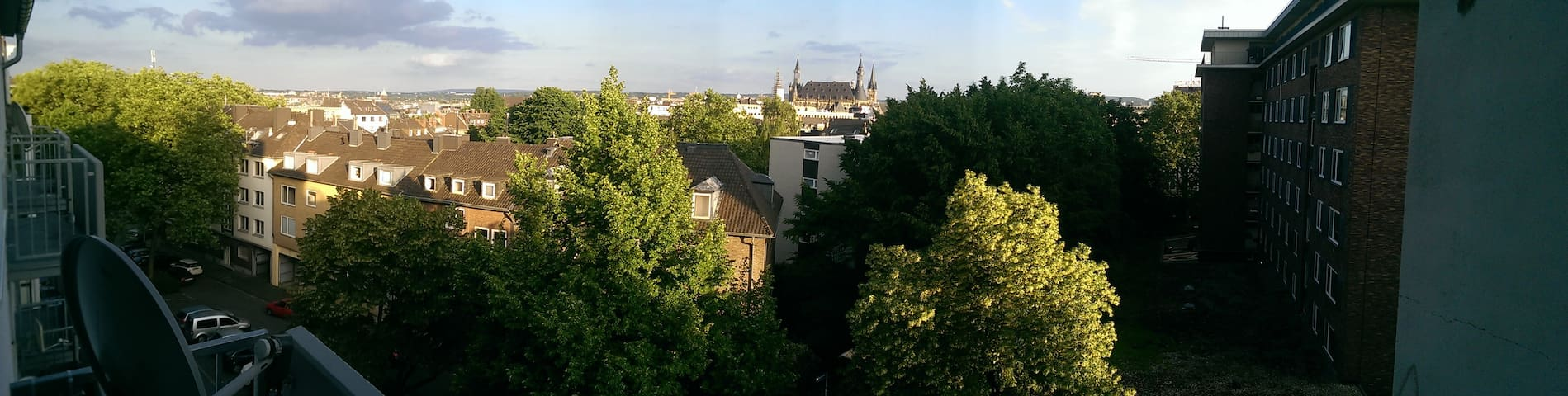 At the Campus in the heart of Aachen - Aachen