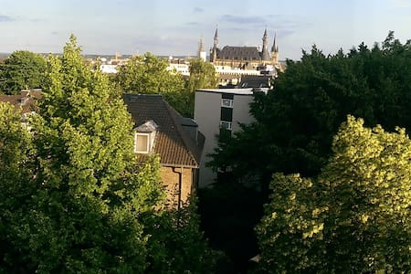 At the Campus in the heart of Aachen - Aachen - Daire