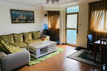 The best private residence in the center of addis
