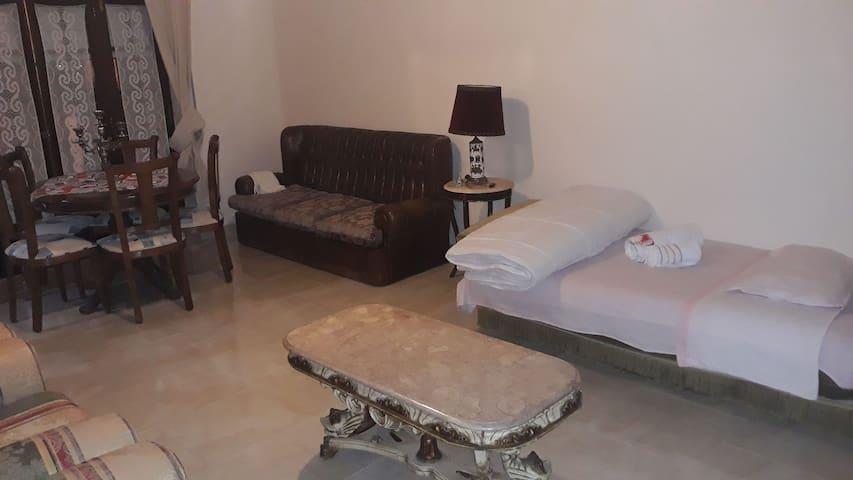Solar do Horizonte/ Quarto 2- Sofá cama