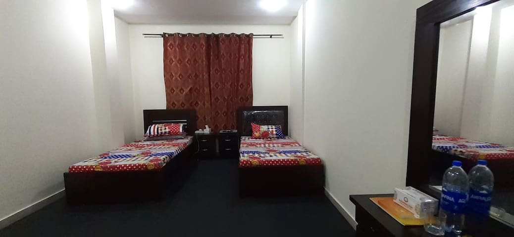 Bahawalpur Guestline Executive Room to Live