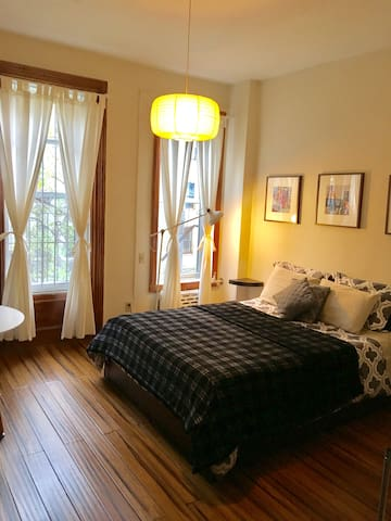 Nice Private Studio Apartment - New York - Apartemen