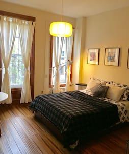Nice Private Studio Apartment - Нью-Йорк - Квартира
