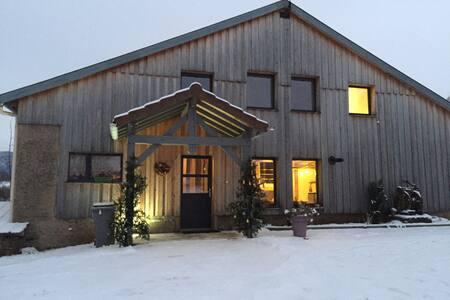 Gîte La Grange de Pointhaie au coeur des Vosges - Vervezelle