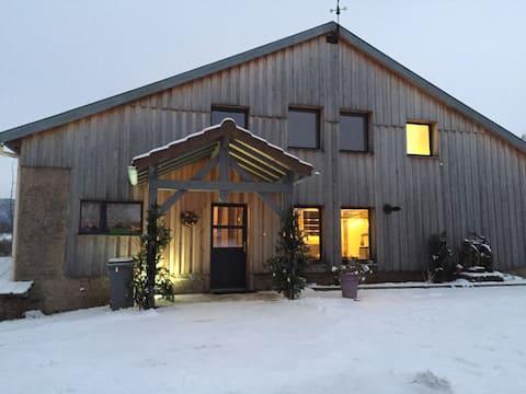 Gîte La Grange de Pointhaie au coeur des Vosges