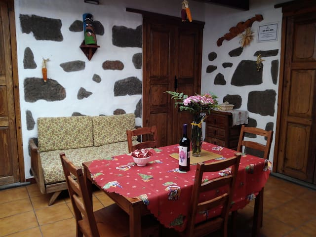 Casa rural Vista Alegre - Vega de San Mateo - House