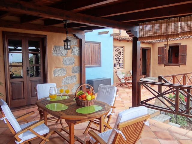 Casa Méndez - San Juan de la Rambla - Haus