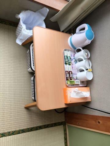 榻榻米房间 - Ibusuki-shi - House