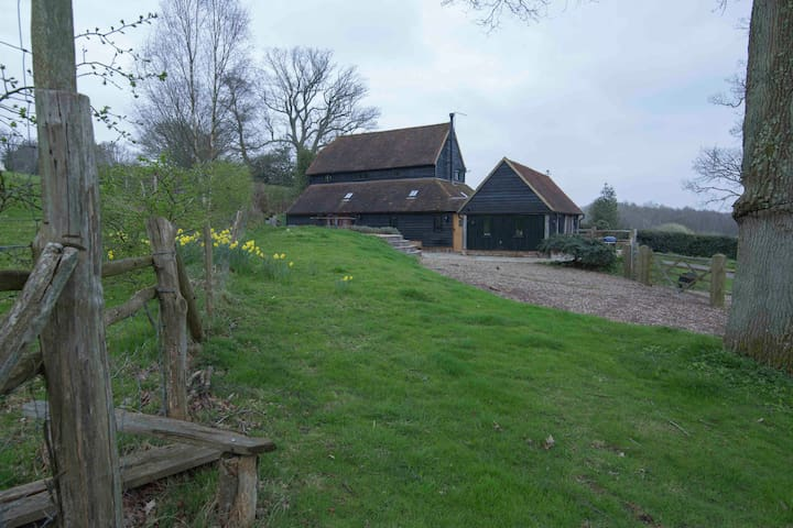 Secluded Barn Conversion set in 35 acres