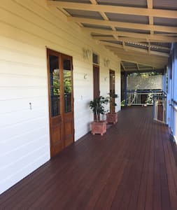 4 bed house with pool & great views - Buderim