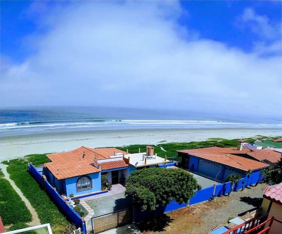 Baby Blue Beach Bungalow-BBBB