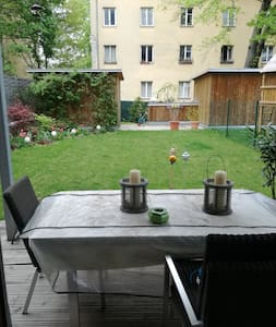 next to Gloriette / Lovely Hetzendorf / Own garden - Wien - Wohnung
