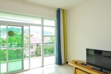 昆明滇池度假去海埂大坝观景大两室套房 - Kunming