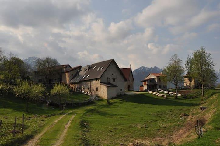 UN PICCOLO SOGNO TRA I BOSCHI - Recoaro Terme - Chalet