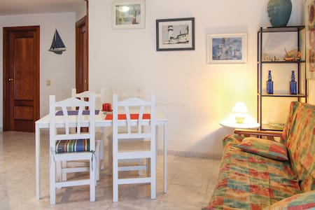 Holiday apartment with 2 bedrooms on 60m² in Sant Antoni de Calonge