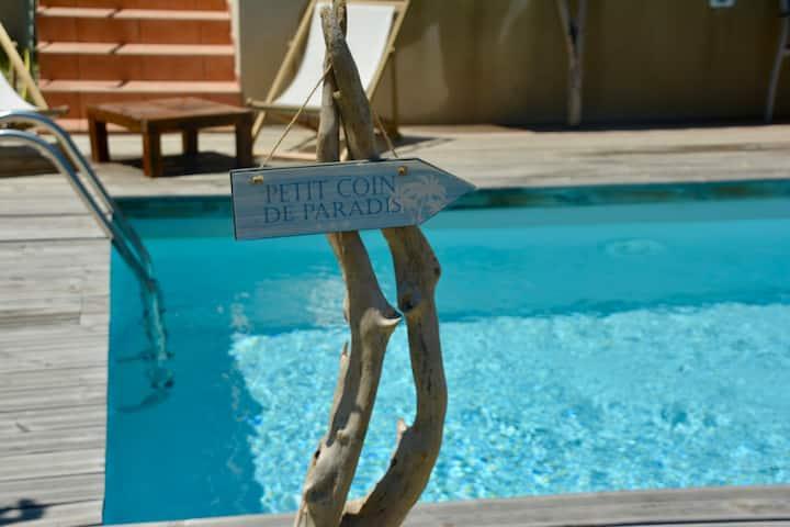 Très belle villa avec piscine à Patrimonio