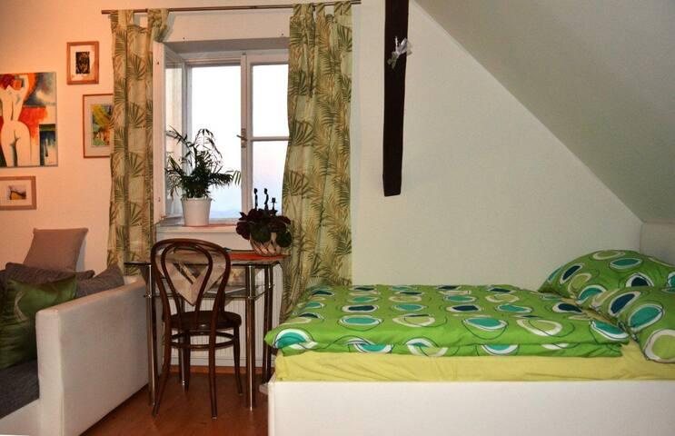 Ferienzimmer inmitten der Weinberge - Leibnitz