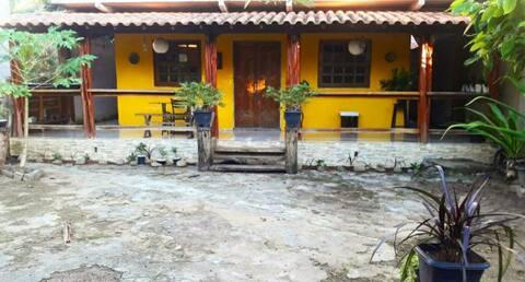 Casa Amarela em Itacaré