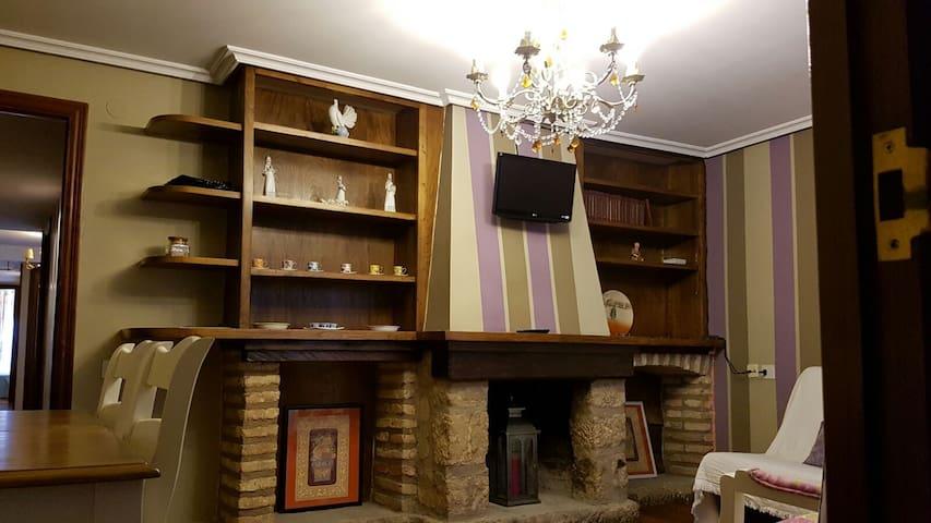 La casa de Lorenzo, apartamento rural en Laguardia - Guardia