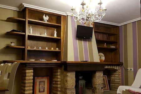 La casa de Lorenzo, apartamento rural en Laguardia - Guardia - Lejlighed