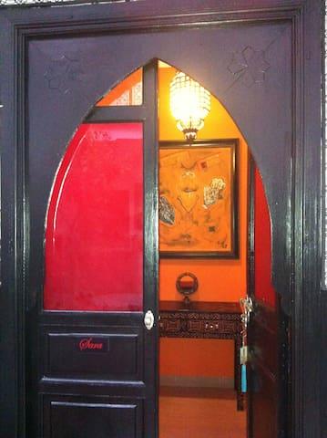 Chambre Romantique Baldaquin  Ambiance Oriental - Marrakesh - Departamento