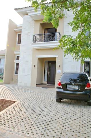Rumah Kos Arjuna66 (Taman Diponegoro) - Tangerang - Huis