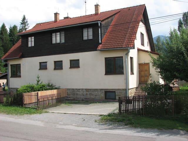 Forester apartment Zuberec