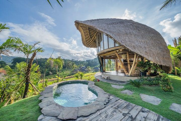 Veluvana Bali - Bamboo House