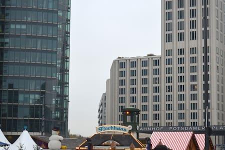 2 Room Skyline App @ Potsdamer Platz - Berlin - Apartment