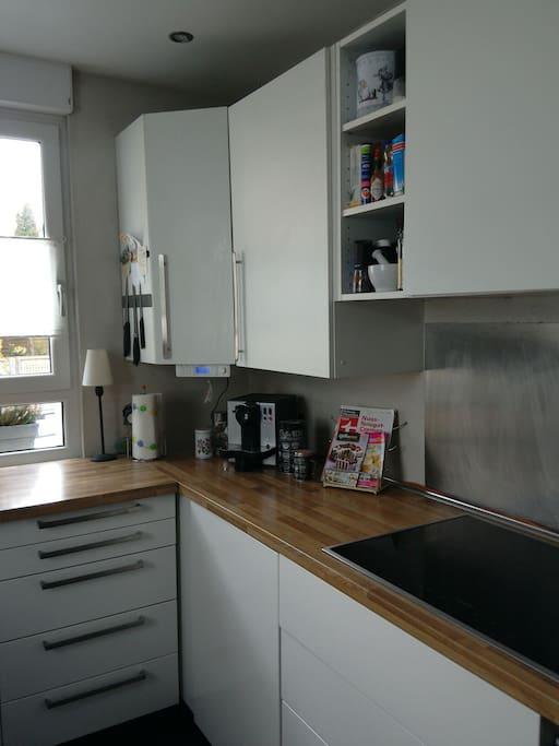 Küche/ big kitchen