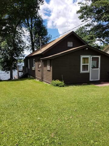 Lake Front Cottage - Richfield Springs - Richfield Springs - Chalet