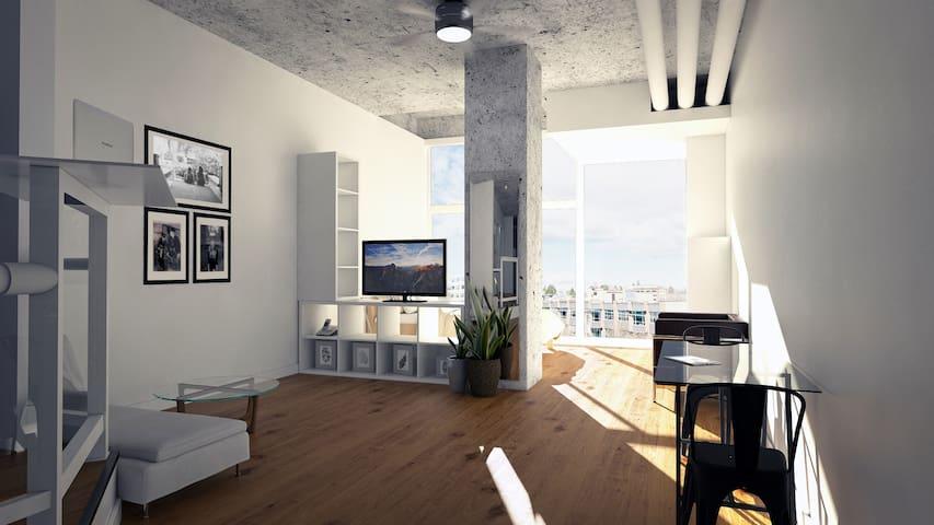 Modern Loft in Downtown Victoria!
