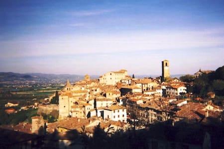 Luxury flat in medieval Tuscany - Anghiari - Apartment