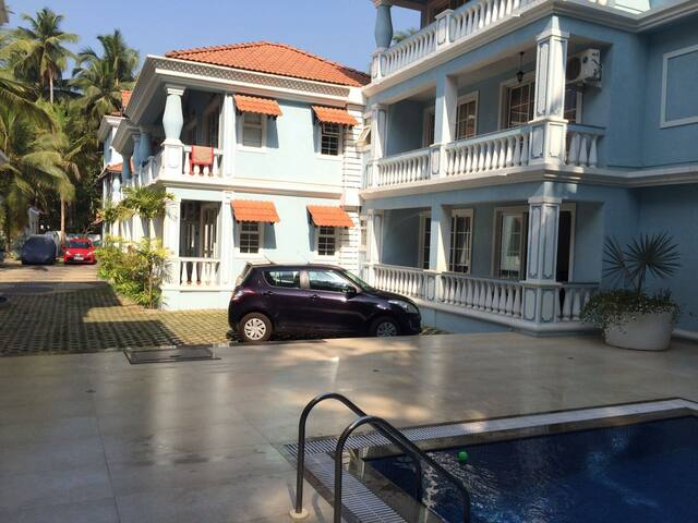 Franco's 003 - Siolim - Appartement