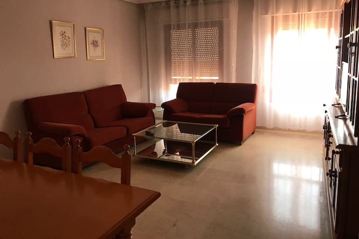 Apartamento zona céntrica, Badajoz.