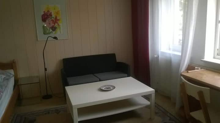 Appartment mit separatem Eingang