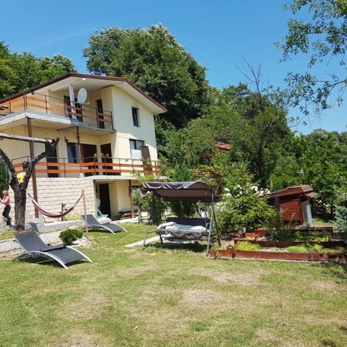 Villa Raya in the Summer