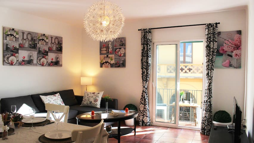 Sitges apartment 2 min beach and center.onlyairbnb