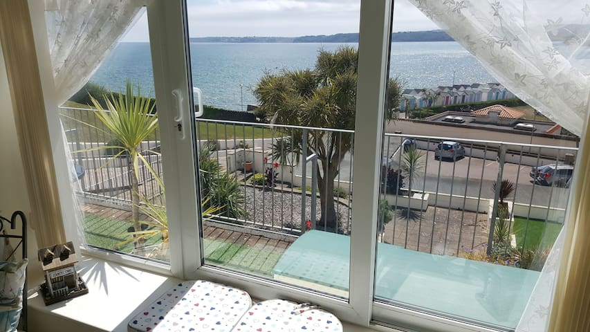 Vista Paignton - The Room With The View!